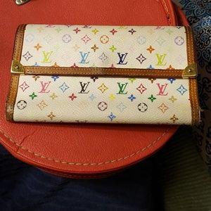 Auth. Louis Vuitton wallet